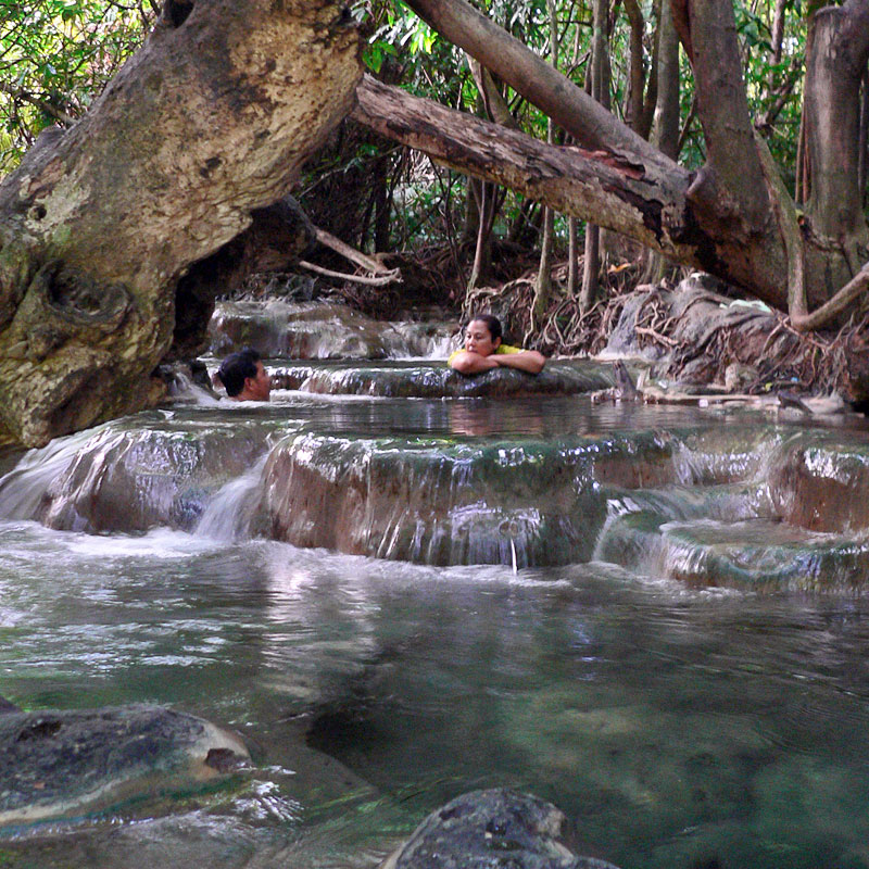 Hot Springs And Jungle Tour At Klong Thom Incl. Lunch